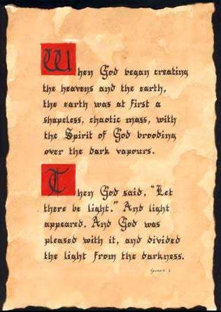 Calligrafont Quotes