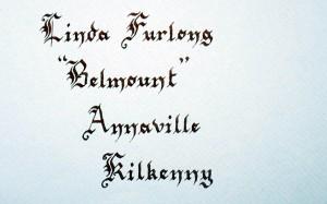 Envelope gothic 3