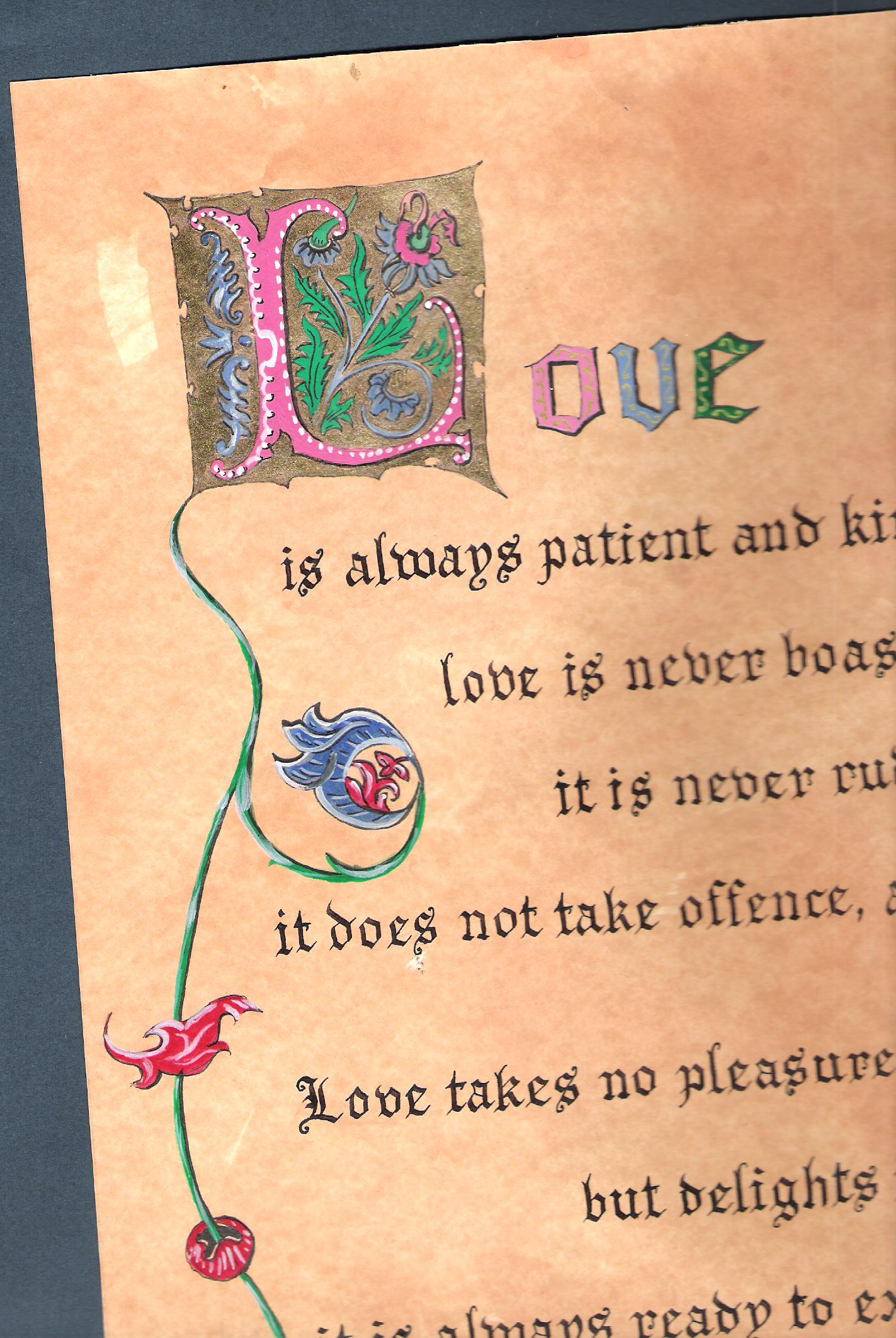 love poem gifts for christmas