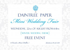 Daintree Wedding Fair