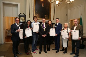 Lord Mayor's Awards 2014